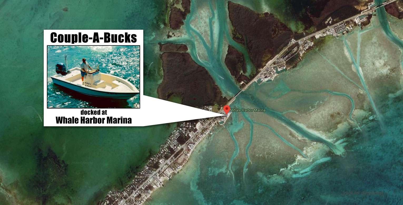 Couple-A-Bucks Backcountry Charters, Islamorada FL